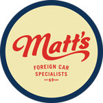 Matt's Foreign Car Specialists Logo