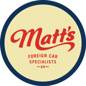 Matt's Foreign Car Specialists Mobile Retina Logo
